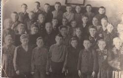 5 класс, 1949-1950 учебный год