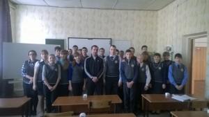 Встреча с участником КТО  в Чечне в 1999-2000 г.