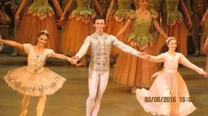 Поездка в театр Оперы и Балета