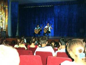 Концерт ДШИ «Радуга»