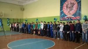 Богатыри из Первомайской школы